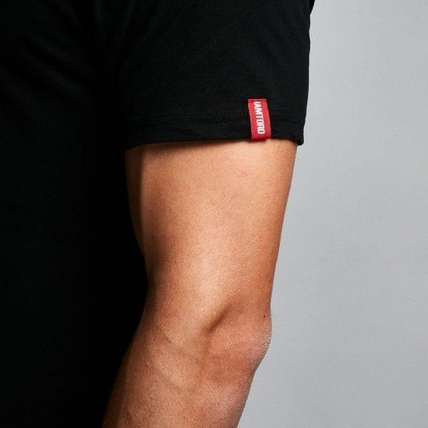 IAMTORO T-Shirt Icon Zwart sleeve