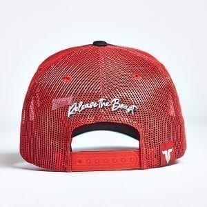IAMTORO Trucker Cap Logo back