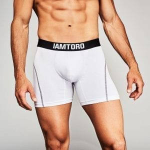 IAMTORO Boxershort Wit front