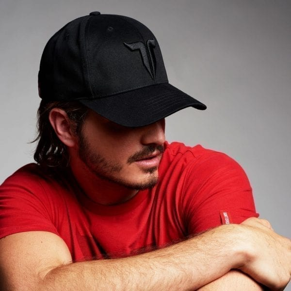 IAMTORO Caps Black
