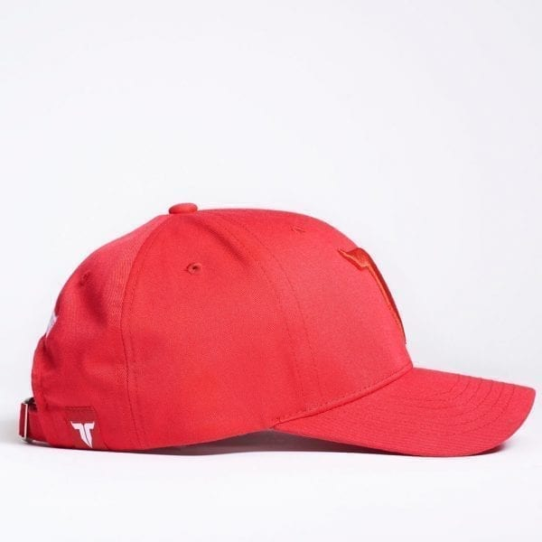 IAMTORO Baseball Cap Icon Rood side